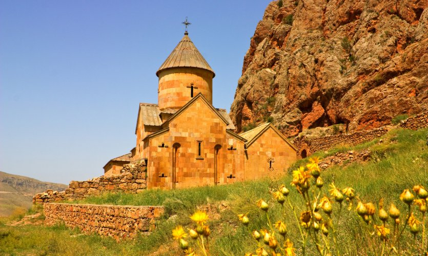 Naturaleza y cultura de Armenia