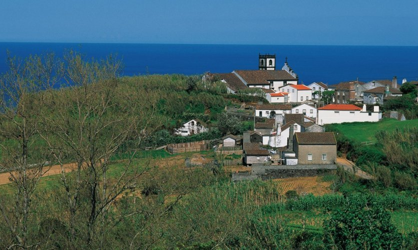 Isla de São Miguel.