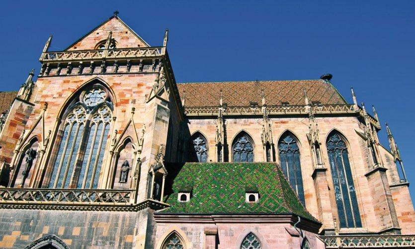 La collégiale Saint-Martin de Colmar