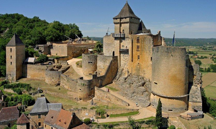 Château de Castelnaud.
