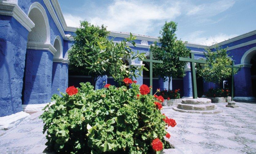 Monasterio Santa Catalina.