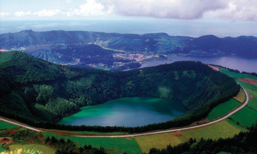 Le grand tour des Açores