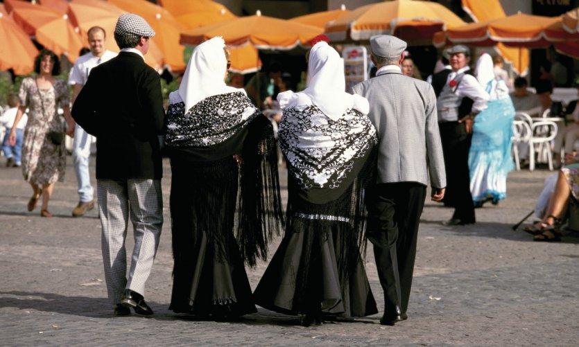 Célébration des Fiestas de San Isidro.