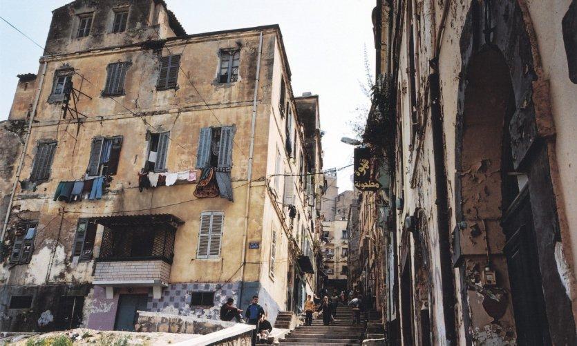 Rues d'Oran.