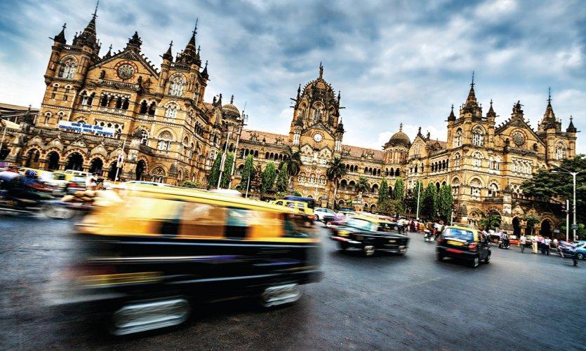 Bombay in one week in all seasons