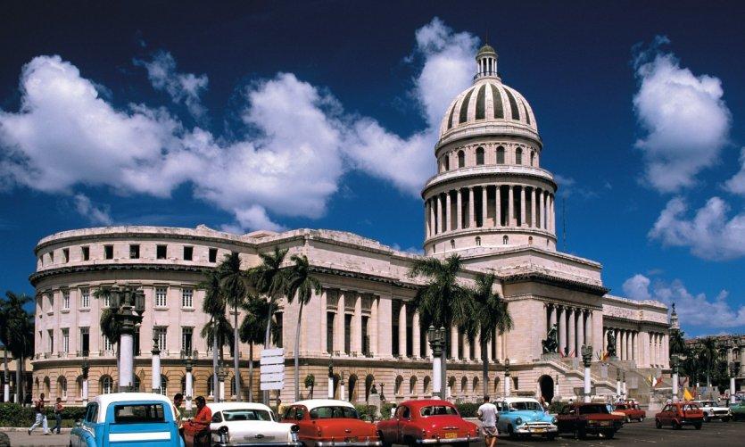 Capitolio Nacional (le Capitole national).