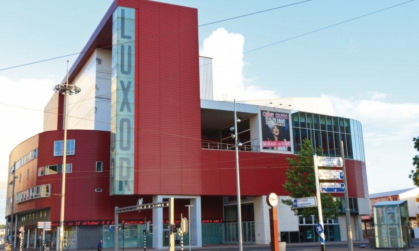 Nieuwe Luxor Theater.