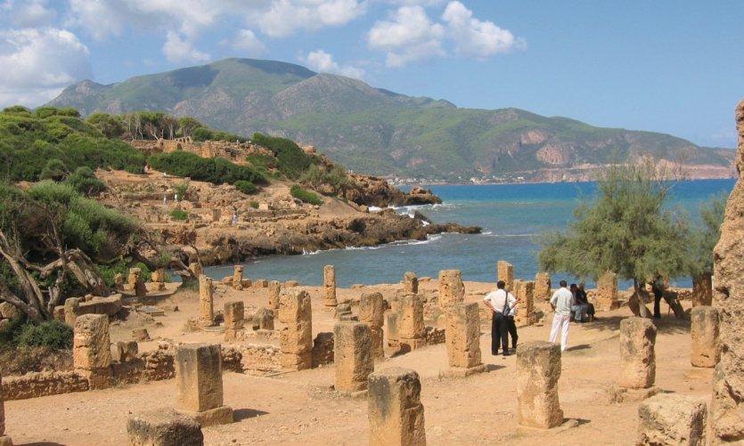 L'Algérie d'est en ouest