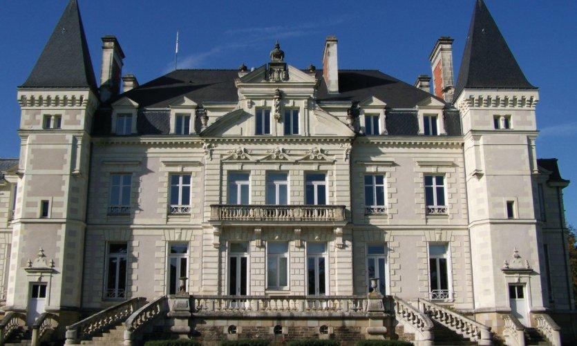 Le château de la Gobinière