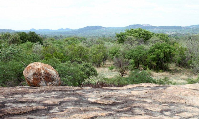 Matobo National Park.