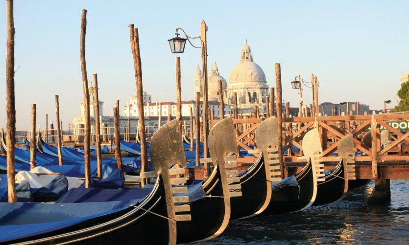 Gondole de Venise.