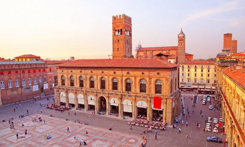 Estancia corta en Emilia-Romaña
