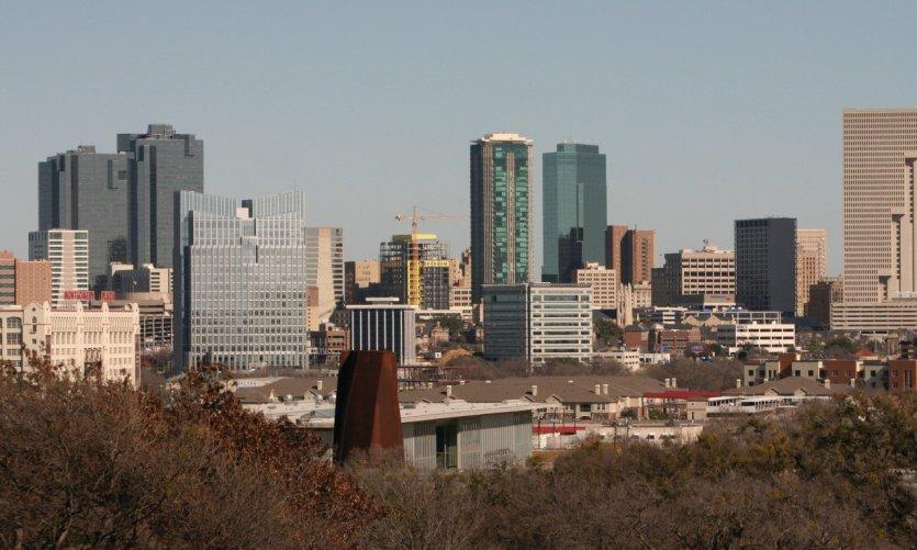 Fort Worth est la cinquième ville du Texas.