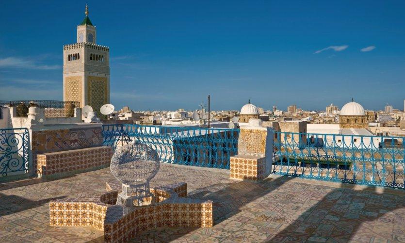Médina de Tunis.
