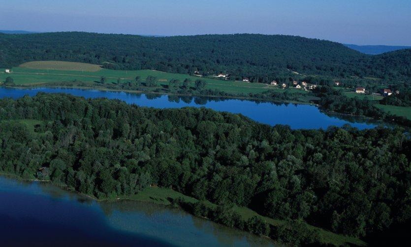 Les lacs de Clairvaux