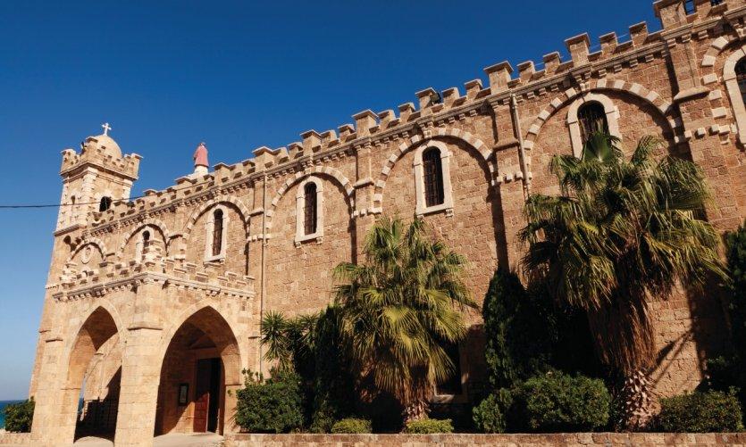 Église maronite de Mar Estéphan