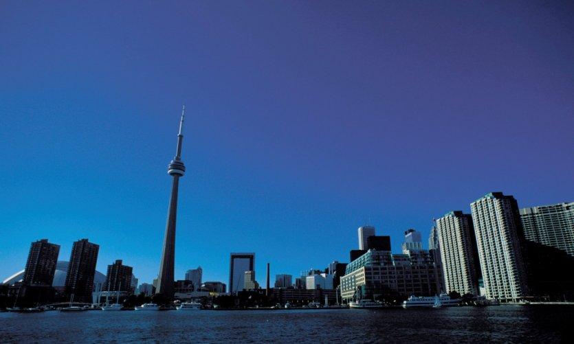 Panorama de Toronto.
