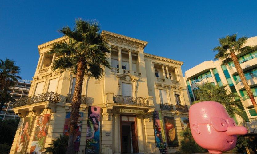 Le Centre d'art La Malmaison