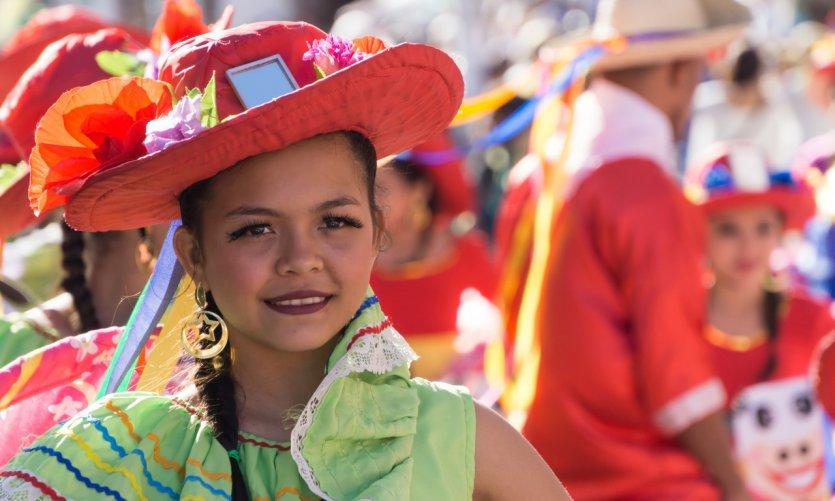 <p>Festivités à Granada.</p>