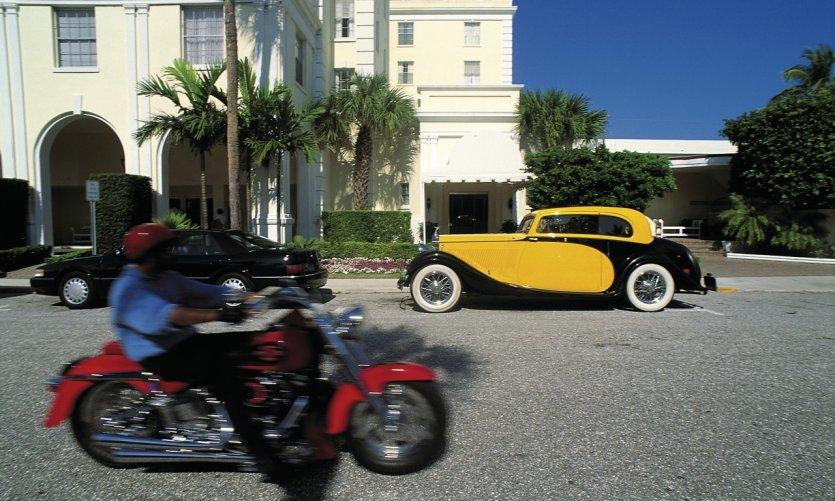 Rolls-Royce à Palm Beach.