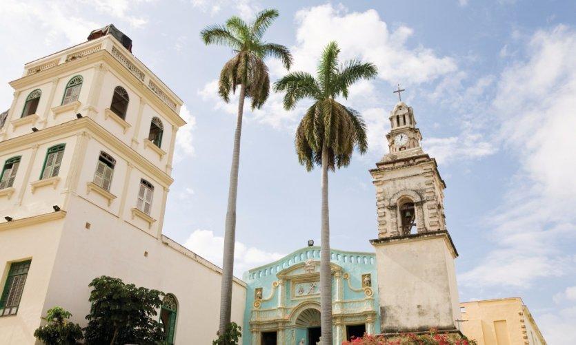 Couvent de Notre Dame de Belén, La Havane.