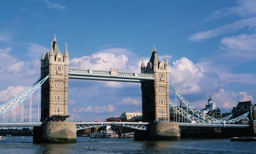 Tower Bridge, quartier de La City.
