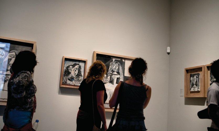 Museu Picasso.