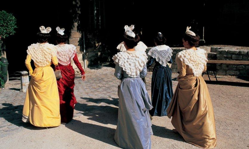 Arles, Fête du Costume