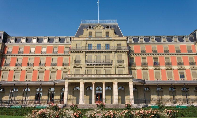 Le palais Wilson abrite le Haut Commissariat des Nations Unies aux Droits de l'Homme.