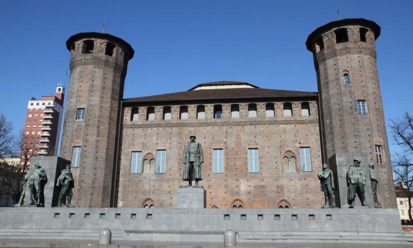 Porte Palatine, Turin.
