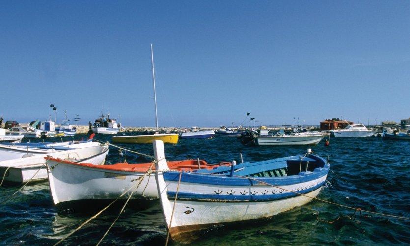 Marzamémi, petit village de pêcheur plein de charme.