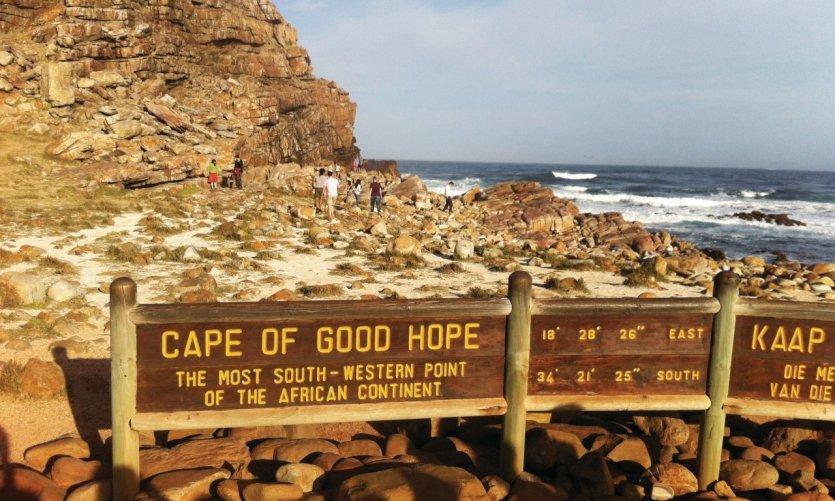 Le Parc du Cap de Bonne-Espérance