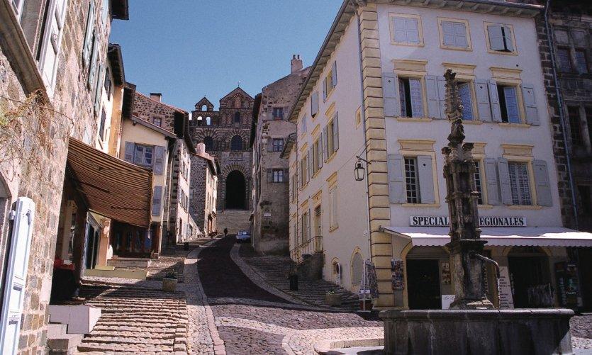 Ruelle du Puy-en-Velay