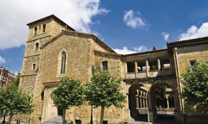 Eglise San Nicolás de Bari.