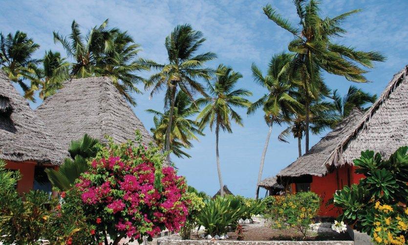 Village de Pajé.