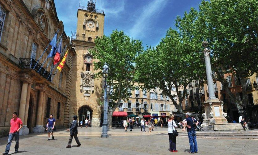 Hotel Centre Ville Aix En Provence