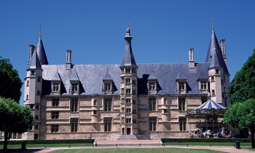 Le Palais Ducal - Nevers