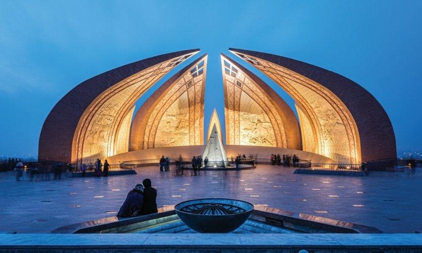 <p>Islamabad, capitale du Pakistan.</p>