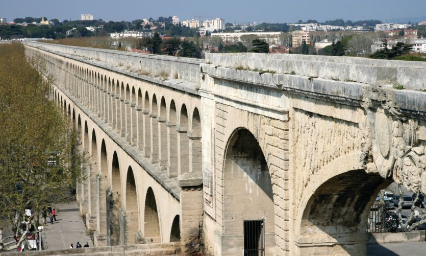 Aqueduc Saint-Clément