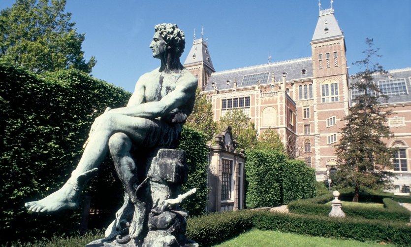 Le Rijksmuseum est sans doute le musée le plus important du pays.