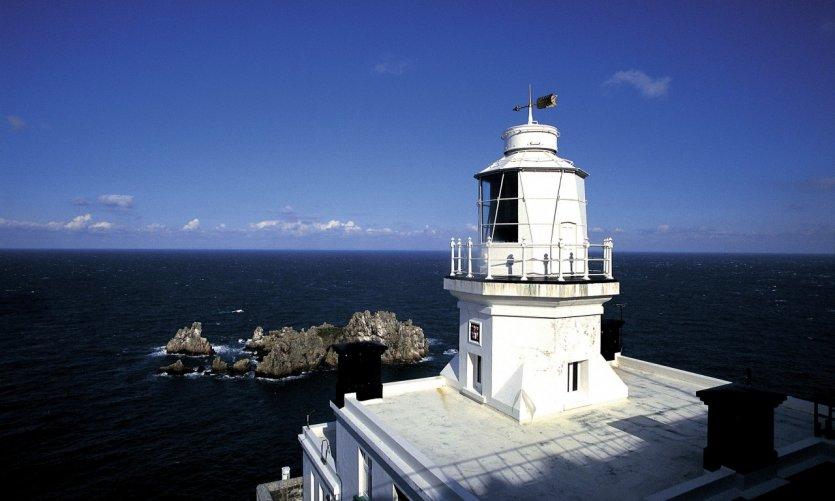 Le phare de Point Robert.