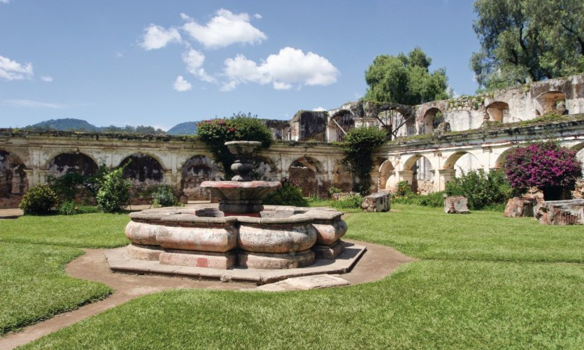 Convento Santa Clara.