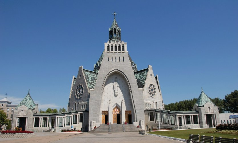 Sanctuaire de Notre-Dame-du-Cap.