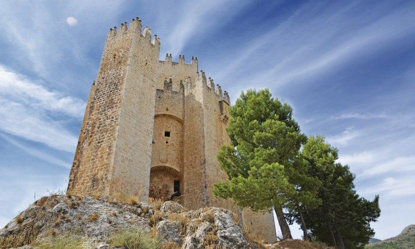 Château de Vélez Blanco.