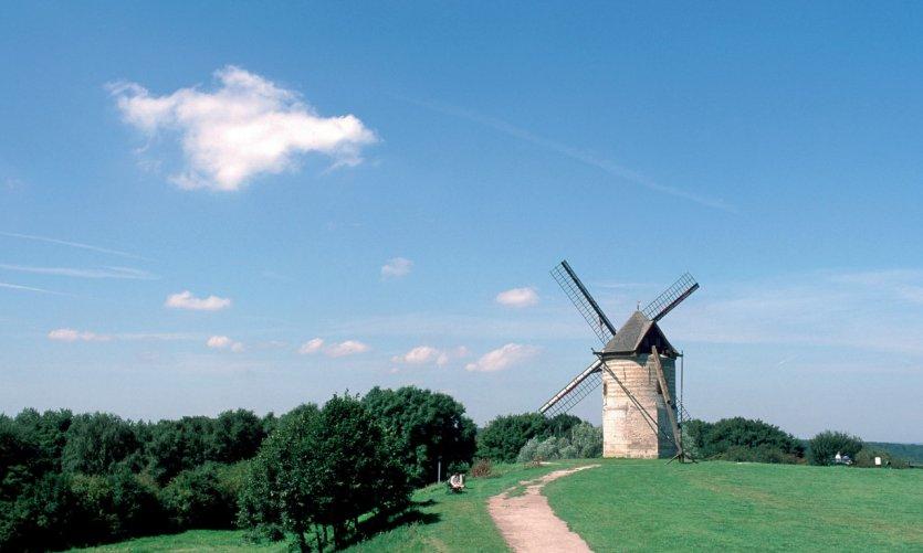 Le moulin de Watten