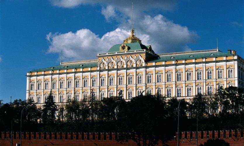 Grand Palais du Kremlin.