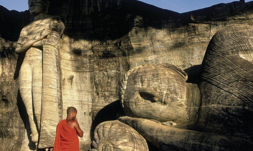 Bouddha de Gal Vihara