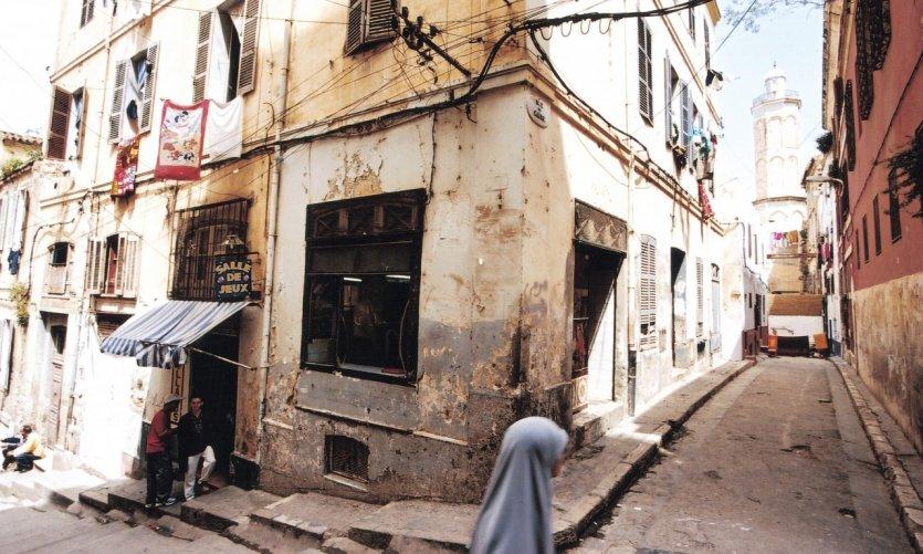 Vieux quartier de Sidi El Houari.