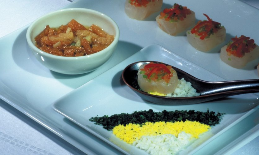 Kowloon, gastronomie.