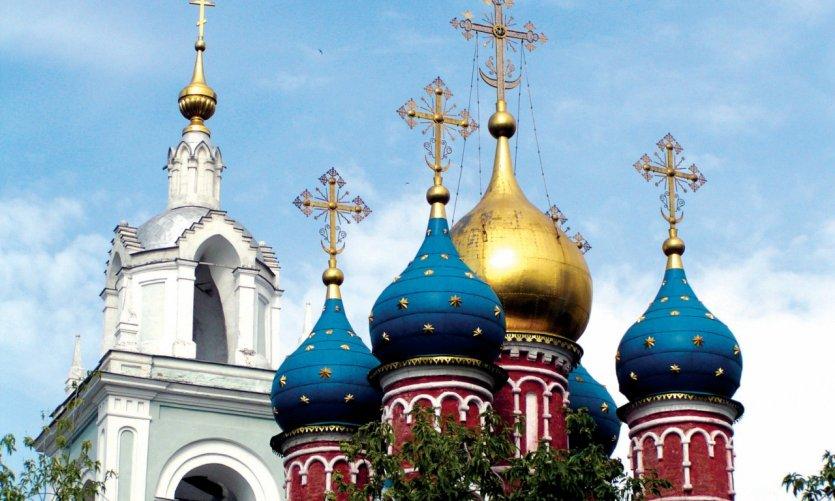 Kitaï Gorod, église Saint-Georges.